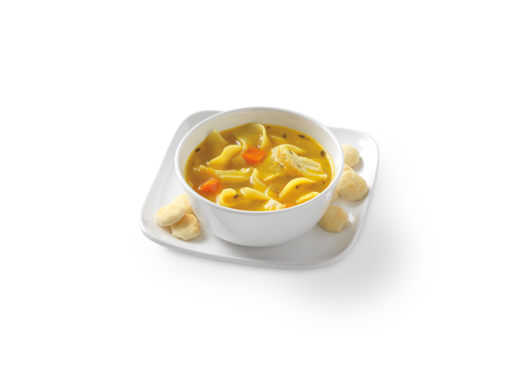 Side Chicken Noodle Soup